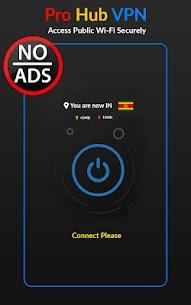 Hub Vpn Pro – Fast Secure Without Ads VPN 1