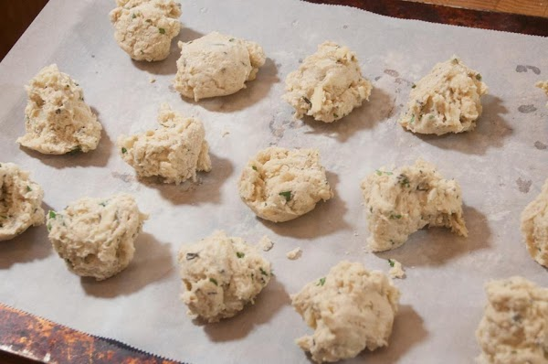 Freezing: These dumplings can be frozen and used when needed. Portion the dumpling dough...