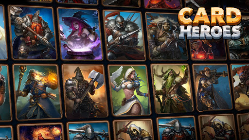 Card Heroes - CCG game with online arena and RPG  screenshots 13