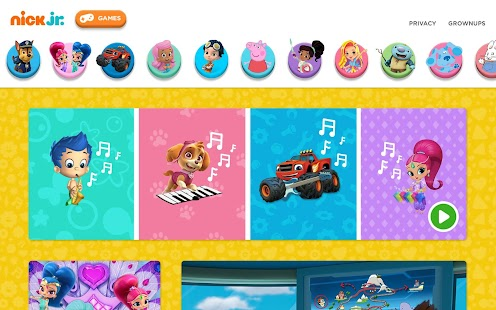 Nick Jr. - Shows & Games - Android Apps on Google Play