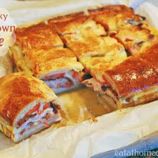 Kentucky Hot Brown Bake.