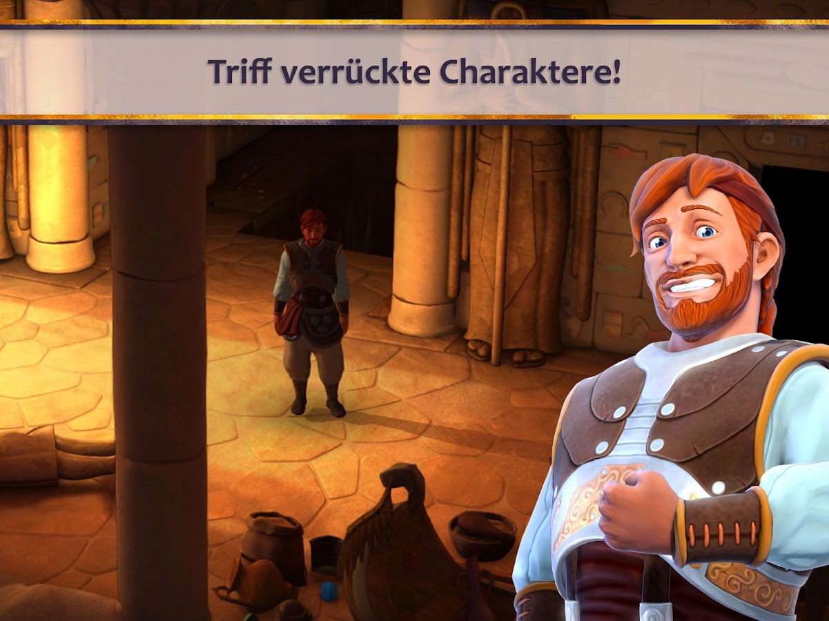 Book of Unwritten Tales 2 (DE)- screenshot