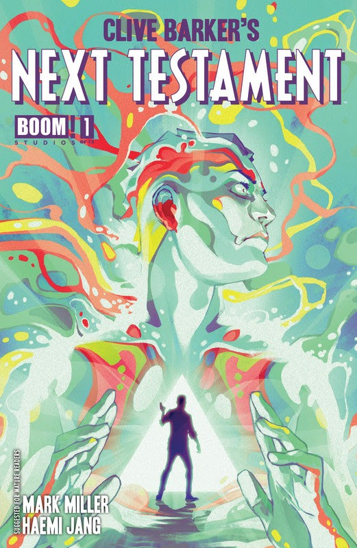 Clive Barker's: Next Testament (2013) - complete