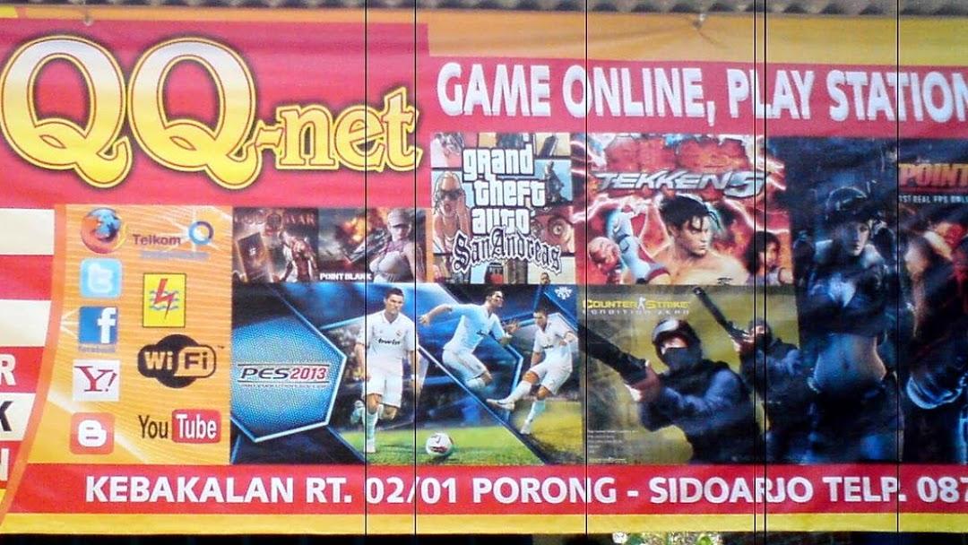 Warnet Qq Net Rental Ps Warnet