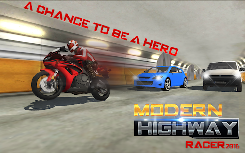Modern Highway Racer 2015- screenshot thumbnail