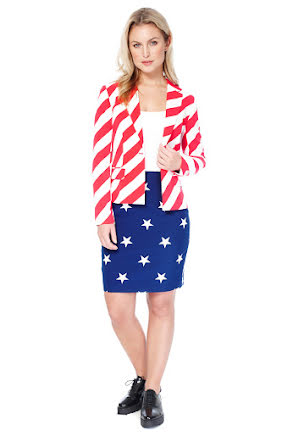 Opposuit, American Woman