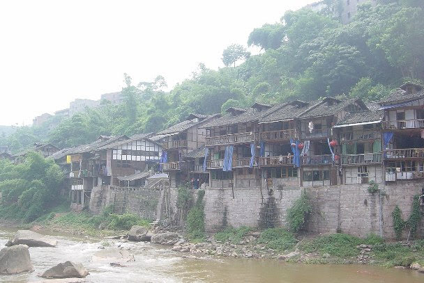Zhongshan Ancient Town