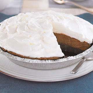 Triple Layer Chocolate Pie.