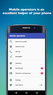 Mobile operators PRO v2.12 [Paid] APK 1