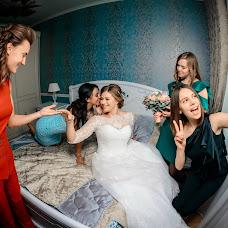Wedding photographer Kirill Belyy (tiger1010). Photo of 05.02.2018
