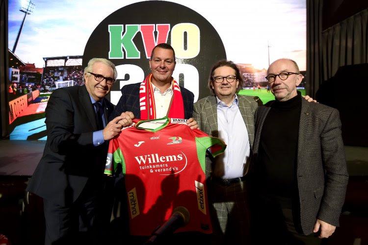 """Bekende KVO-fan neemt het op voor opvolger Marc Coucke: """"Wie dat zegt, kent niks van voetbal"""" en """"Hadden dit jaar miljardair als voorzitter, zo'n vet seizoen is het niet geworden hé"""""""