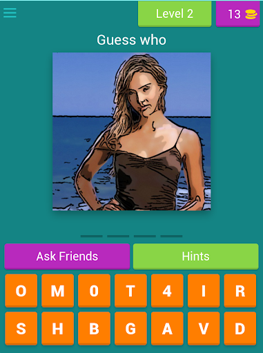 玩免費益智APP|下載Sexy celebs quiz app不用錢|硬是要APP