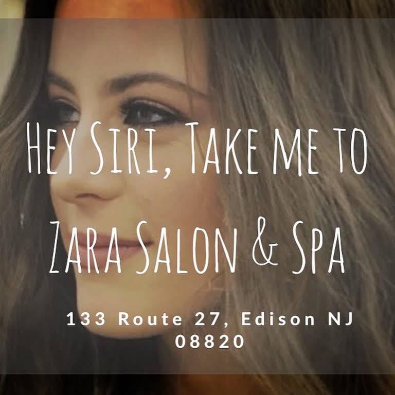 Zara Salon Spa Hair And Beauty Salon In Edison