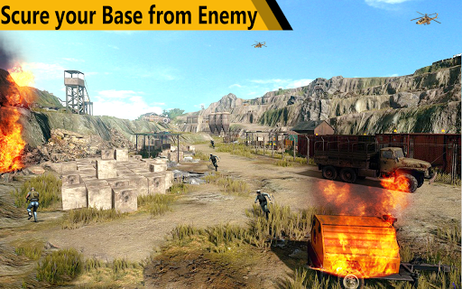 Critical Ops Secret Mission 2020 1.0 screenshots 15