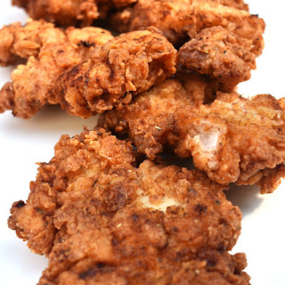 Crispy Fried Chicken With Cornstarch Recipes.