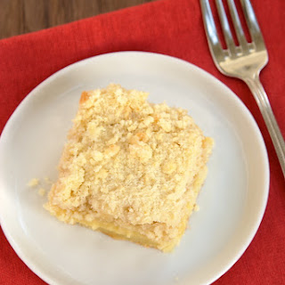 Lemon Yogurt Crumb Cake