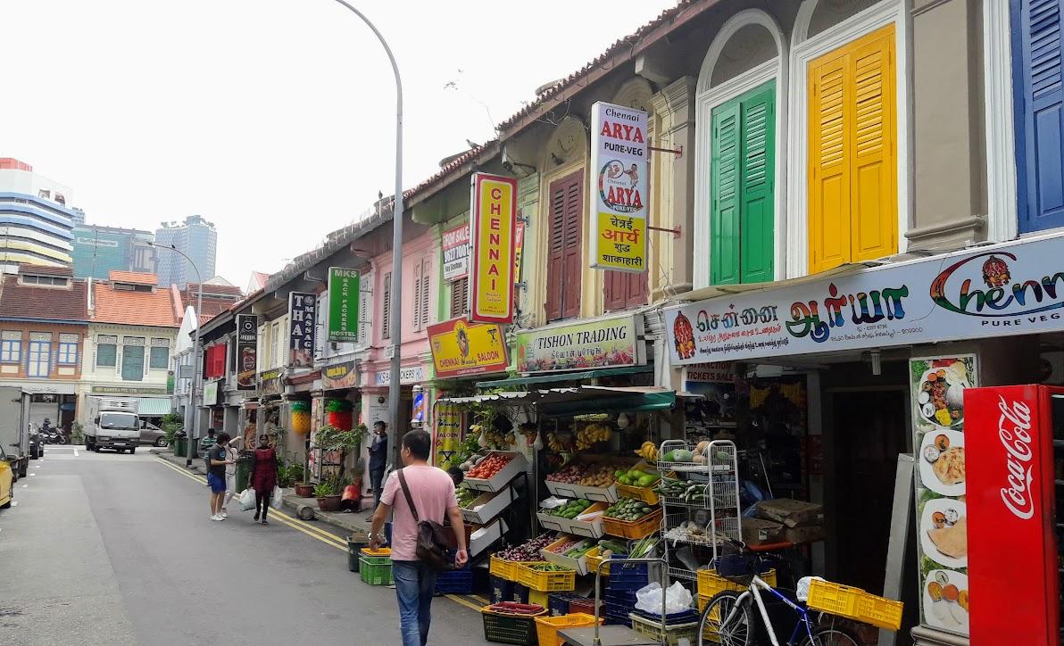 新加坡-【小印度區】Little India 印度人日常生活用品.食材香料.服飾.美食.體驗 -新加坡旅遊 Singapore @ 旅遊休閒 ...