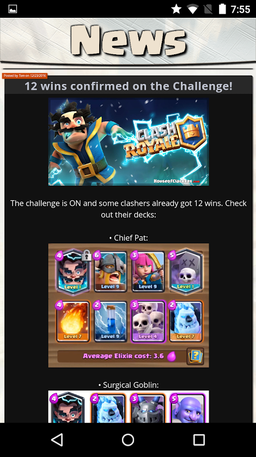 House Royale - The Clash Guide- screenshot