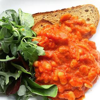 Delish Homemade Baked Beans That Work For Breakfast, Brunch, Lunch Or Dinner.