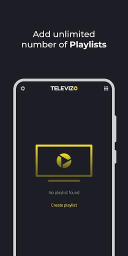 Televizo - IPTV player 1.8.7.0 screenshots 1