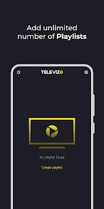 Televizo IPTV Player Pro v1.9.0.0 Final Cracked APK 1