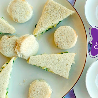 Watercress Sandwiches