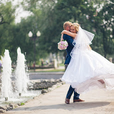 Wedding photographer Aleksandr Chugunov (Alex2349). Photo of 14.08.2016
