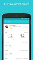 screenshot of Runkeeper - GPS Track Run Walk