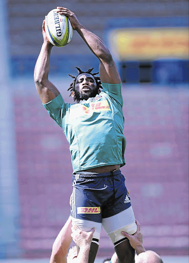 Siya Kolisi. File photo.