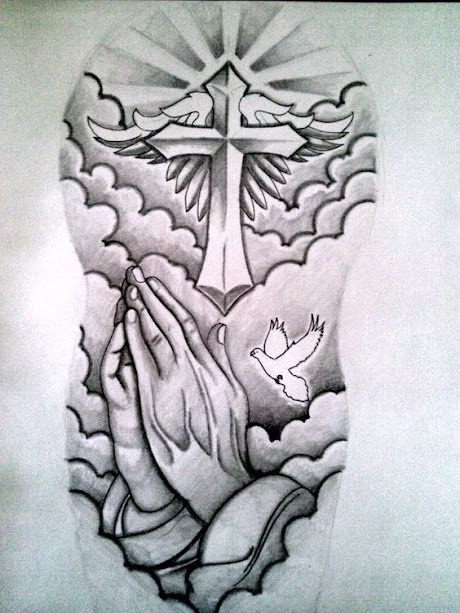 Religious Half Sleeve Tattoo Ideas