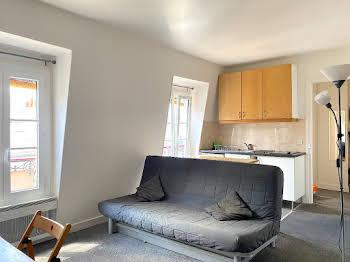 Studio meublé 20,44 m2
