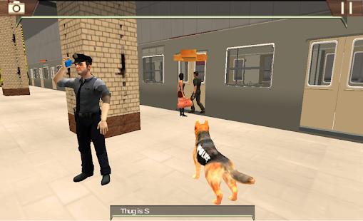 Policejní pes Subway City - náhled