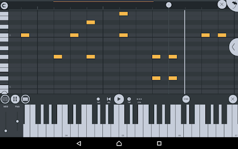 FL Studio Mobile v3.2.61 [Patched] APK + Data OBB 8