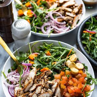 Arugula Chicken Salad.