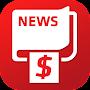 Cashzine - Earn Free Cash via News Reading App icon