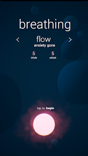 breathing flow - náhled