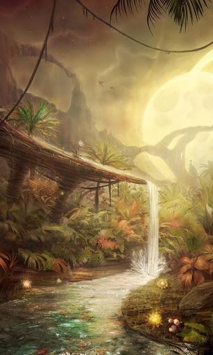 Lwp ファンタジーの森