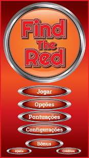 Find The Red: miniatura da captura de tela