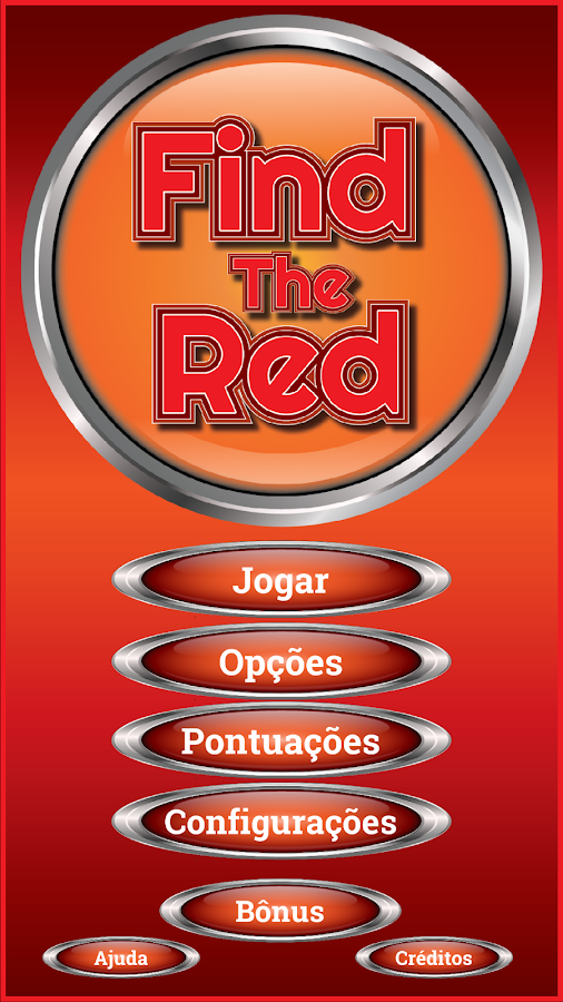 Find The Red: captura de tela