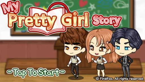 My Pretty Girl Story : Dress Up Game 2.6.9 screenshots 1