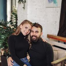 Wedding photographer Alina Kurchatova (Jacket). Photo of 01.10.2018