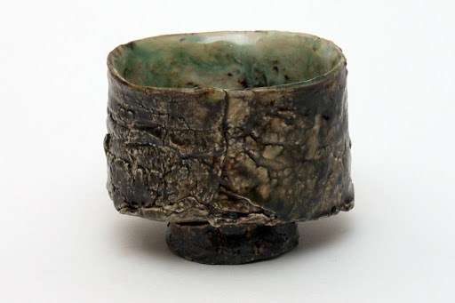 Robert Cooper Ceramic Tea Bowl 066
