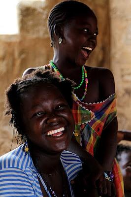 19 La risata Africana di David Marrone