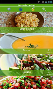 Vegetarian recipes apps on google play screenshot image sisterspd