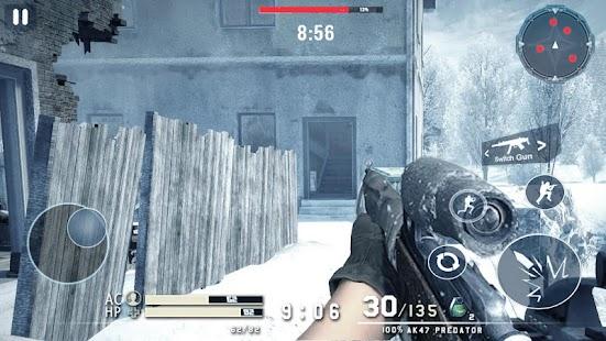 Counter Terrorist Sniper - FPS Shoot Hunter Ekran Görüntüsü