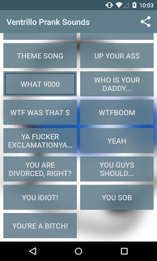Voice chat prank sounds