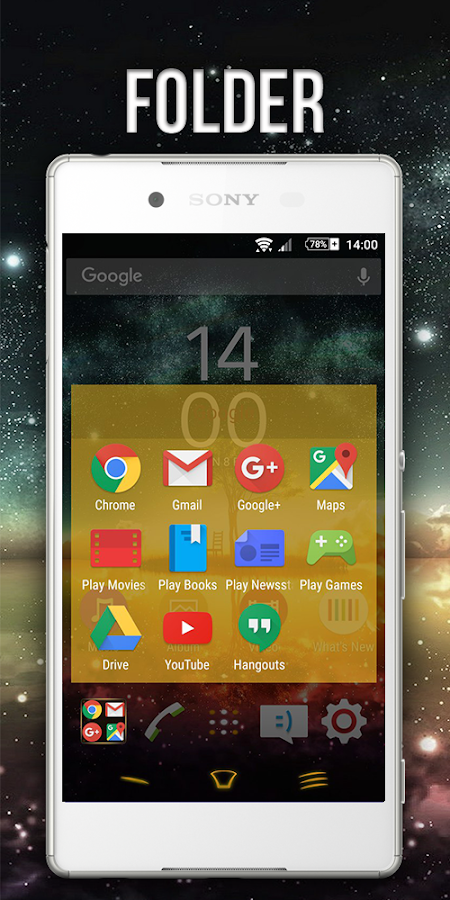 Theme XPERIEN™ - MagicSpace- screenshot