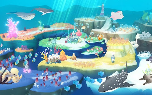 Abyssrium World: Tap Tap Fish Mod Apk (Unlimited Health + All Unlocked) 1