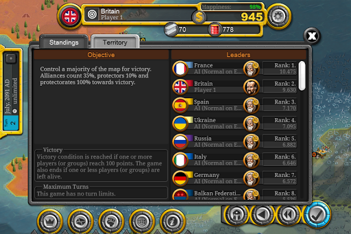 Demise of Nations 1.22.149 screenshots 7