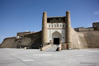 Photo: Day 164 -  The Ark Citadel in Bukhara